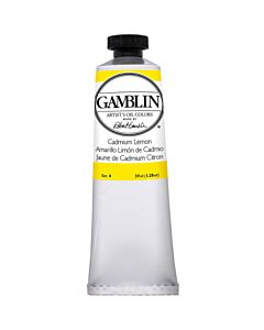 Gamblin Artist's Oil Color 37ml - Cadmium Lemon
