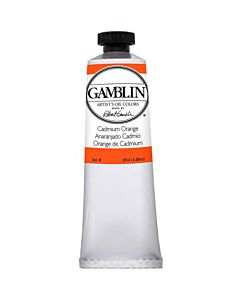 Gamblin Artist's Oil Color 37ml - Cadmium Orange