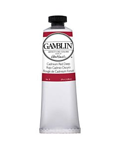 Gamblin Artist's Oil Color 37ml - Cadmium Red Deep