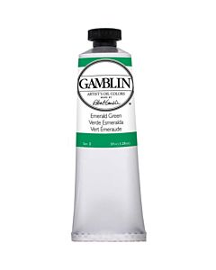 Gamblin Artist's Oil Color 37ml - Emerald Green