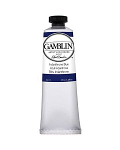 Gamblin Artist's Oil Color 37ml - Indanthrone Blue