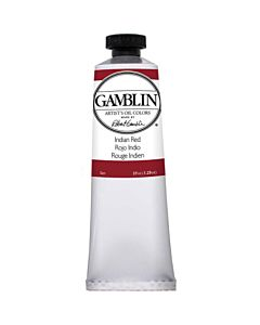 Gamblin Artist's Oil Color 37ml - Indian Red