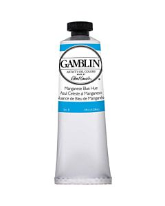 Gamblin Artist's Oil Color 37ml - Manganese Blue Hue