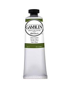 Gamblin Artist's Oil Color 37ml - Olive Green