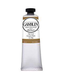 Gamblin Artist's Oil Color 37ml - Pale Gold