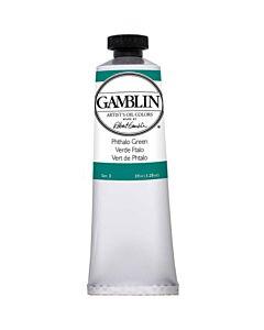 Gamblin Artist's Oil Color 37ml - Phthalo Green