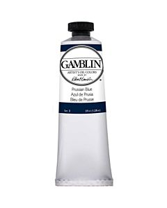 Gamblin Artist's Oil Color 37ml - Prussian Blue