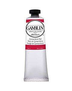 Gamblin Artist's Oil Color 37ml - Quinacridone Red