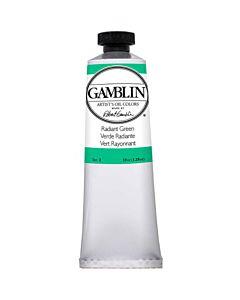 Gamblin Artist's Oil Color 37ml - Radiant Green
