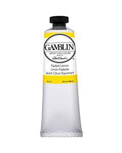 Gamblin Artist's Oil Color 37ml - Radiant Lemon