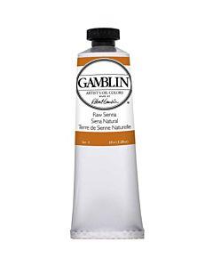 Gamblin Artist's Oil Color 37ml - Raw Sienna