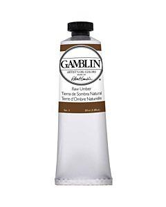 Gamblin Artist's Oil Color 150ml - Raw Umber