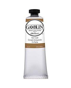 Gamblin Artist's Oil Color 37ml - Rich Gold