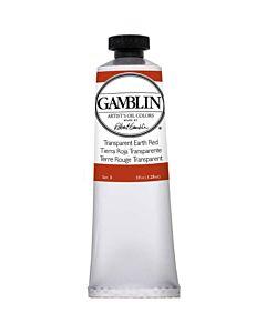 Gamblin Artist's Oil Color 37ml - Transparent Earth Red