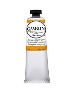Gamblin Artist's Oil Color 37ml - Transparent Earth Yellow