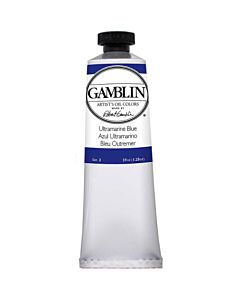 Gamblin Artist's Oil Color 37ml - Ultramarine Blue