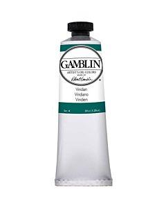 Gamblin Artist's Oil Color 37ml - Viridian