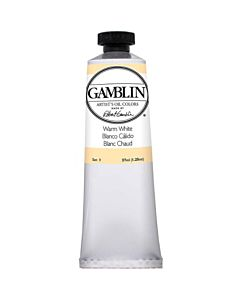 Gamblin Artist's Oil Color 37ml - Warm White