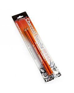 Charcoal Pencil 2 pack - 2B