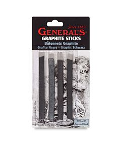 Graphite Stick 4 pack - Assorted