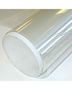 Clear Acetate 005 25X25 Roll