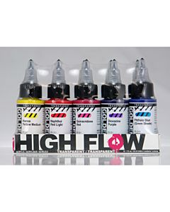 High Flow Transp Set 10