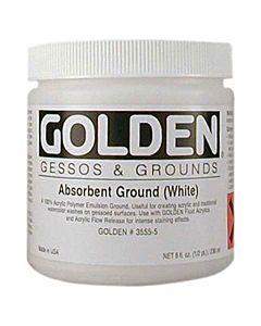 Golden Absorbent Ground 8oz Jar