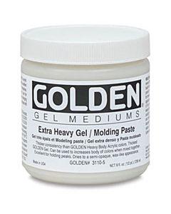 Golden X-Heavy Gel/Molding Paste 1 Gallon
