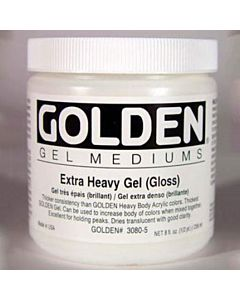 Golden Extra Heavy Gel - Gloss 8oz Jar