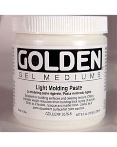 Golden Light Molding Paste - 16oz Jar