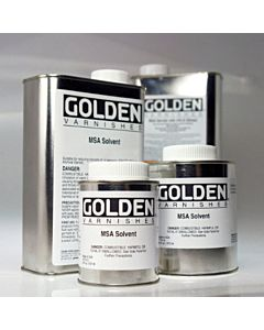 Golden MSA Solvent - Quart