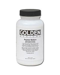 Golden Polymer Medium 16oz Jar - Gloss