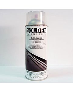 Golden Archival MSA Varnish Spray - Satin