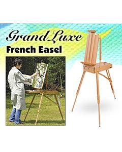 Grand Luxe Full Box French Easel