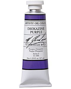 M. Graham Artist Oils - Dioxazine Purple 1.25oz