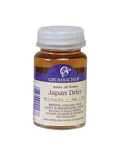 Grumbacher Japan Drier 2oz