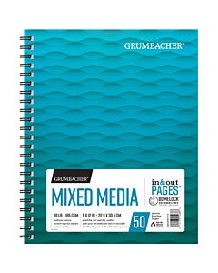 Grumbacher Mixed Media Pad 7x10