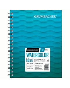 Grumbacher Watercolor Pad - 11x15