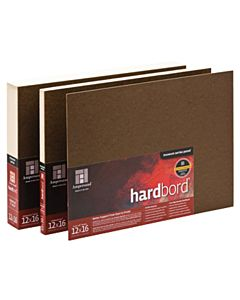 "Ampersand Hardbord 1/8"" Flat (3 Pack) 5x7"""