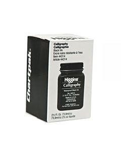 Higgin's Calligraphy Ink 2.5oz Bottle