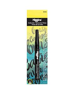 Higgin's India Ink  Pump Marker Brush Tip