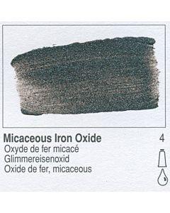 Golden Fluid Acrylic 1oz Bottle - Iridescent Micaceous Iron Oxide