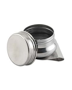 Stainless Steel Single Palette Cup with Screw Cap