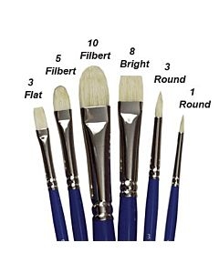 Creative Mark Shortie Mixed Brush Set of 6
