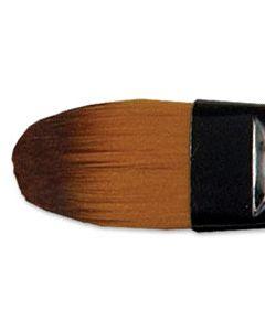 Creative Mark Ebony Splendor Teijin Multi Filament - Filbert - Size 4