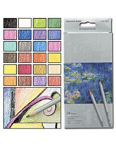 Raffine Colored Pencil Set of 24