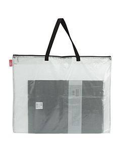 Mesh Zipper Bag X-Large 20X26 w/ Handle