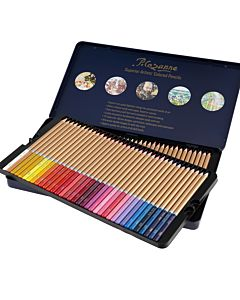 Cezanne Colored Pencils Tin Set of 72 (4mm)