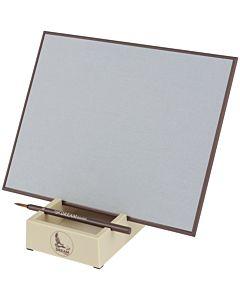 Large Dream Board Water Drawing Zen Board w/ Brush & Tray Stand