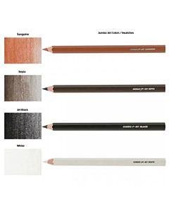 Jerrys Jumbo Pencil - Sepia